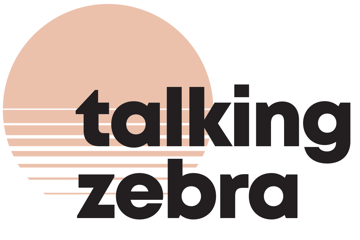 talking zebra
